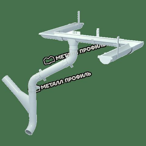 Водосточная система МП Престиж D150/100 и D125/100
