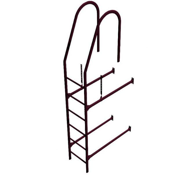 Фасадная лестница BORGE