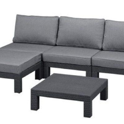 Комплект мебели Keter Nevada Low 6 в 1