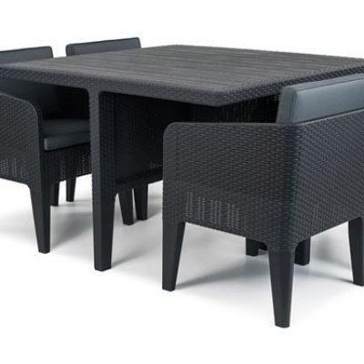 Комплект мебели Keter  Columbia dining set ( 5 предметов)