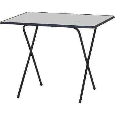 Стол складной Scherentisch 60х63х82, черный