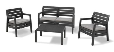 Комплект мебели Delano set (Делано Сэт), коричневый