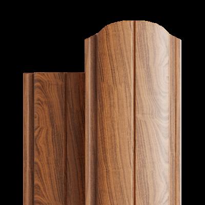 Металлический штакетник МП ELLIPSE 19х126