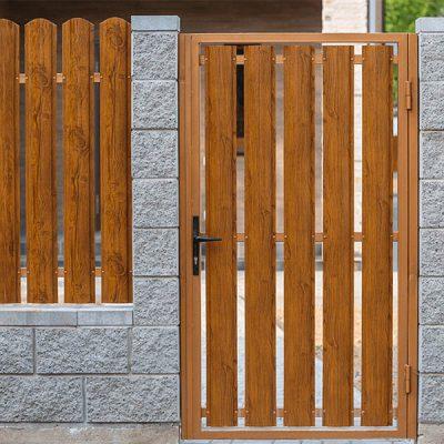 Ворота, калитки, комплектующие